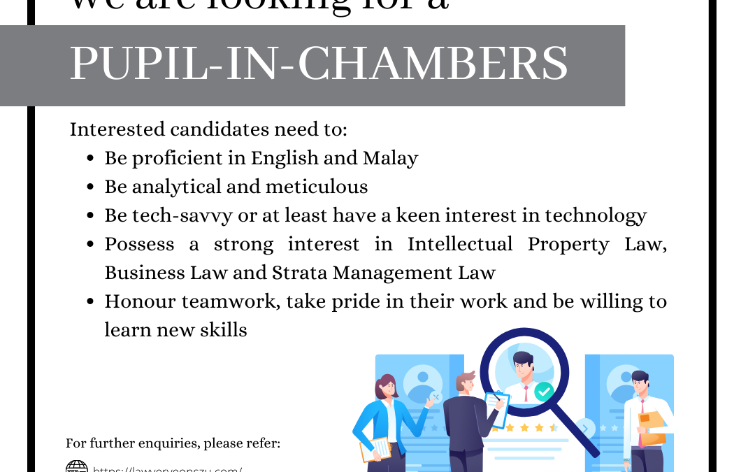 Looking for Pupil-in-Chambers