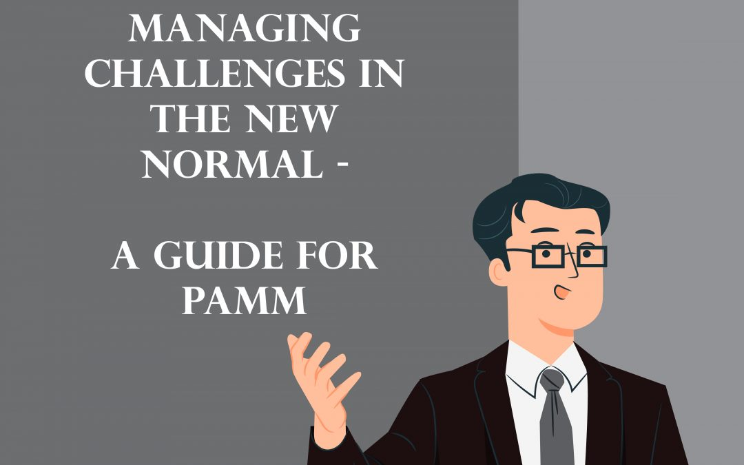Talk on Managing HR Challenges in the new Normal 📝